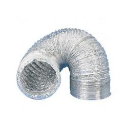 La vaina de aluminio de Ø 315 mm x 10 metros de conductos de ventilación
