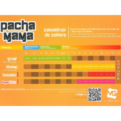Pachamama - booster - bloom - 250 ml vaalserberg jardín
