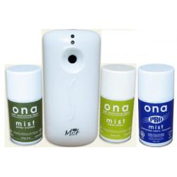 Diffuseur automatique ONA + 3 recharges différentes