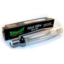 Ampoule Hybrid MH/HPS 1000w - 2500°K - Douille E40 - Superplant