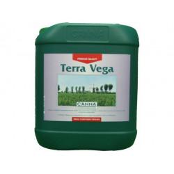 Fertilizante de Crecimiento Terra Vega de 5 litros - Canna , la cultura en el suelo
