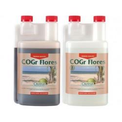 Engrais Coco COGr Flores A + B 1 litre - floraison - Canna