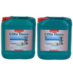 Engrais Coco COGr Flores A + B 5 litres - floraison - Canna