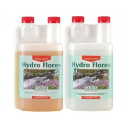 fertilizante Hydro Flores a + B 1 litro - bloom - Canna