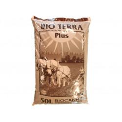 Suelo Bio Terra Plus Mezcla de Suelo de 50 litros - Biocanna