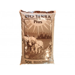 Terreau Bio Terra Plus Soil Mix 50 litres - Biocanna
