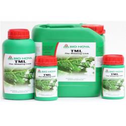 Fertilizante de los ENLACES que FALTAN de 1 L de Bio Nova húmicos ácidos fúlvicos