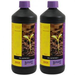 Fertilizante de la Nutrición del Suelo a+B 1L - BCuzz - Atami