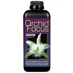 Engrais Orchid Focus Grow 1L - Croissance - Growth Technology