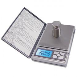 La precisión de la escala de Kenex - hasta 2000g