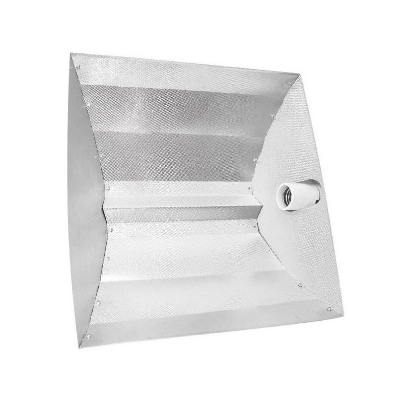 Reflector de Guijarros de Diamante 40x40x16cm - portalámparas E40 - Superplant