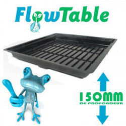 Tabla de marea Flowtable 4x4 1220x1220mm - Hydrosystem