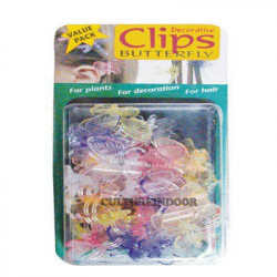 Clips clips de plantas/orchidéesButterfly 35pcs