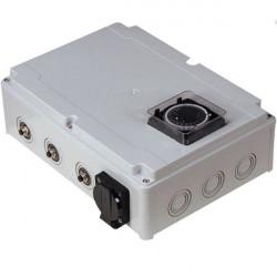 Boitier relais timer Davin 12 x 600W maxi - DV33