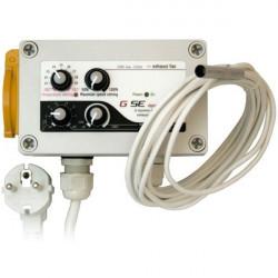 Contrôleur de température et vitesse avec hystérésis 10A - GSE