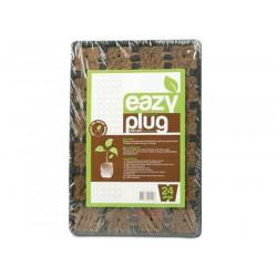 Plaque de 24 cubes pour semis et bouture - Eazy Plug