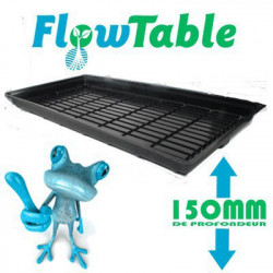 Tabla de marea Flowtable 1220x2400mm - Hydrosystem