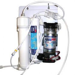 Osmoseur 190L/jour et pompe - Aquariopure