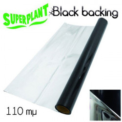 Rouleau Mylar Agro Black Backing 30m - Superplant Papier Réflechissant