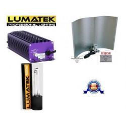 Kit de Lumatek 600w - La parte SUPERIOR de la Eficiencia y la Seguridad