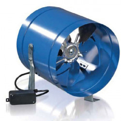 Extracteur Air VKOM 150mm 200m3/h - Winflex ventilation