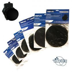 Filtre de protection Anti-Insectes 125mm - Winflex ventilation