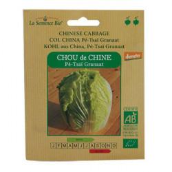 Semillas orgánicas de col China Grann Pe-Tsai - de semillas orgánicas