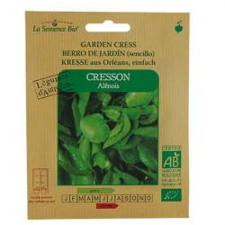 Graines bio Cresson Alenois - La Semence Bio