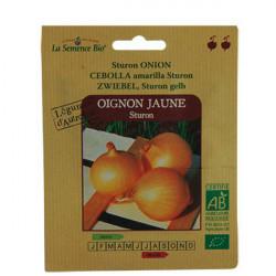 Graine Oignon jaune sturon - La Semence Bio