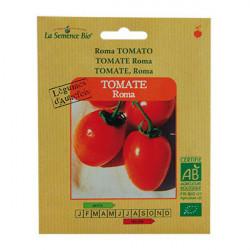 Las semillas de TOMATE, ROMA - La Semilla Orgánica