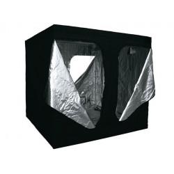 Chambre de culture 200 x 200 x 200 cm - Black Silver