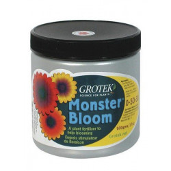 Booster de floraison Monster Bloom 130g - Grotek nutrients