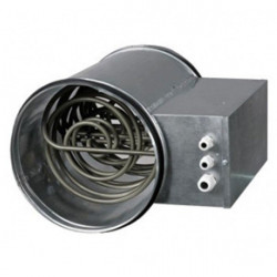Chauffage introducteur ventilation 160mm (1,2 à 1,6 kW)