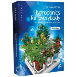 Libro/libro cultura Creciente Libro de Hidroponía para todo el mundo (Edición en inglés)