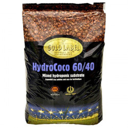 HydroCoco 60/40 mezcla de 40L - Etiqueta de Oro de sustrato