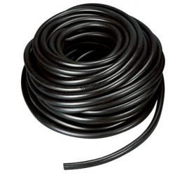 Tuyau PE noir 12mm semi rigide au metre irrigation