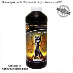 Humic fulvic integral humic fulvic booster 500 ml - Platinium Nutrients , booster de croissance et floraison ,hydro,terre,coco