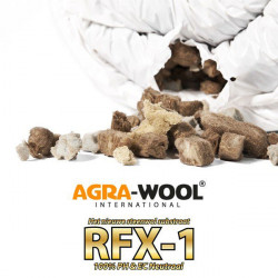Sac de Laine de roche RFX-1 Sac de 80L - AgraWool