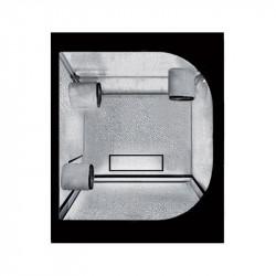 Chambre de culture Propagator 60 x 60 x 100 cm inversable - Black Silver