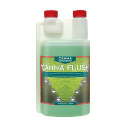 Fertilizantes Canna Flush 250ml - Canna solución de enjuague