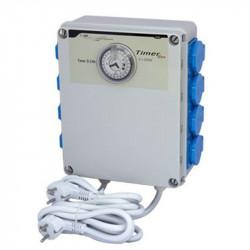 Boîtier relais Timer Box II - 8 x 600W - GSE