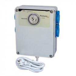 Boîtier relais Timer Box II - 4 x 600W - GSE