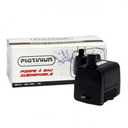 Pompe à eau immergée 400 litres/h - Platinium