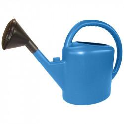 Arrosoir ovale spécial 11L Bleu avec pomme - Belli