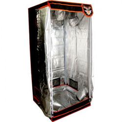 Chambre de culture Mylar 80x80x180 cm - SuperBox