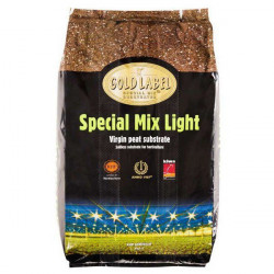 La mezcla para macetas, Mezcla Especial de Luz 40L - Etiqueta de Oro