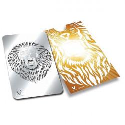 Carte moulin Rugissement du lion cuisine