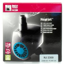 Bomba de agua Nueva Jet NJ2400 900-2300L/h - Acuario de Sistemas