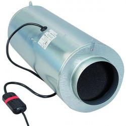 Extractor de aire con aislamiento ISO-MAX 200 mm 870m3/h - Filtro Puede
