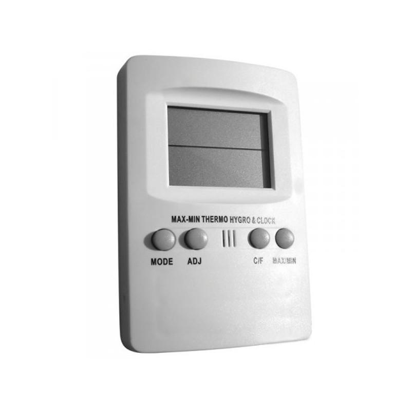 Mini Termo-Higrómetro para medir la temperatura y la humedad